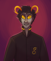 Ridiculously Photogenic Fantroll by Gpotious