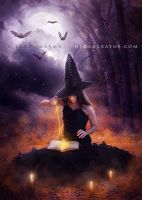 Night of the Witch by TheDarkRayne