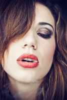 Lips by lepersabstain