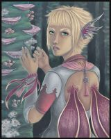 Fae of Fungi by aicus