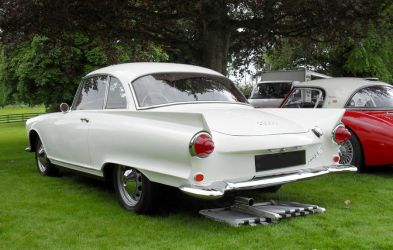 1961 Auto Union 1000sp Coupe 2 by Zelandeth
