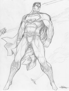 MAN OF STEEL by Dingodile24