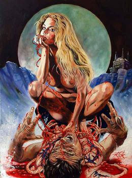 CANNIBAL HOOKERS by Rick-Melton