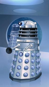 The Daleks by Harnois75