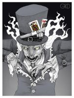 The Mad Hatter by Gido
