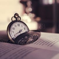 Turn to time by EliseEnchanted
