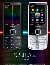XPERIA-ish S40 by zblog9