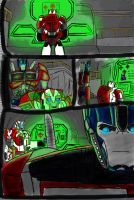 tfp: fight by tycoon-wolf