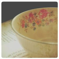 Vintage cup by LesEssences