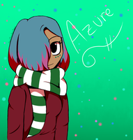 ART TRADE : Azure by DatRandomBean