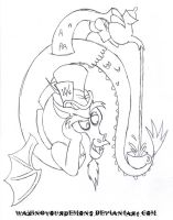 Discord the Mad Hatter (Incomplete) by WakingYourDemons
