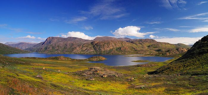 Greenland - Arctic Circle Trail II by hquer