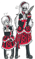REFERENCE: Ally's Forms Height Comparison- UPDATE by InvaderIka