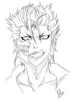 Grimmjow by rei1987