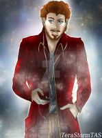 Starlord // Peter Quill by TeraStormTAS