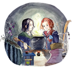 Potions Class by pearlippe