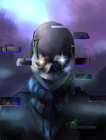 Gaster by Janonna-art