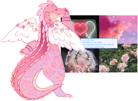 aesthetic adopt reveal: lovely angel by irlnya