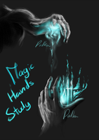 Study: magic in your hands by sneaky-dudke