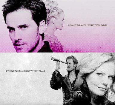 Team Captain Swan by musegal