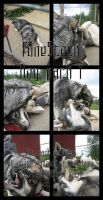 Fune-stock_Dog_pack1 by Fune-Stock