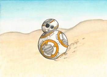 BB8 by VictoriaThorpe