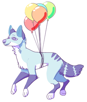 its my birthday today by SoxzTheWolf