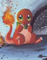 Charmander For Auction by YukiKitty