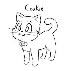 Inktober Day #6: Cookie by Megazone23pt2