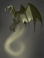 Djinn Dragon by Lucieniibi