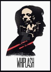 The Many Faces of Cinema: Whiplash by Hyung86