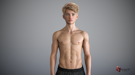 Andrew  (Completely Reworked) by Dexon3D