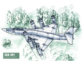 SXB-401 by TheXHS