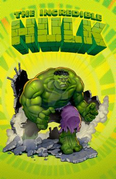 Hulk By Punchyninja Colors By Danimation2001 by danimation2001