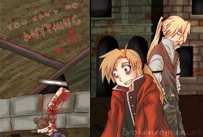 FMA-You can't do anything by FoxReed