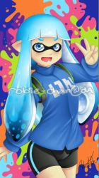 Inkling girl by Robie-Chan