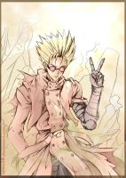 FANART::Vash:: by Graphic--Ops