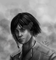 Connor by ElynGontier