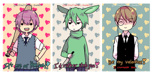DB Valentines by demitasse-lover
