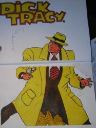 dick tracy by Ignis1986