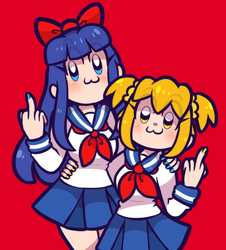 PopTeamEpic by Jelly-Filled-Zombies