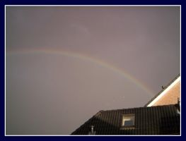 Rainbow At My Parents' Place 2 by Yeapsystar