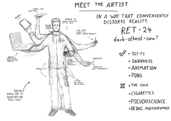 Meet The Artist by RetSamys