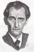 Peter Cushing by Gemini58