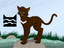 hawkfrost (old) by ShadowClawZ