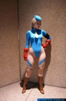 Cammy Cosplay Ikuy 80 by TheUnbeholden