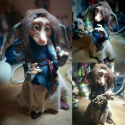 SOLD Froud Style Commission by FaunleyFae