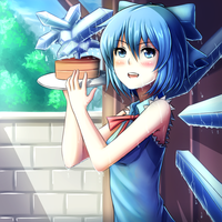 Collab : Melted Ice on the Cake by Prophosphere