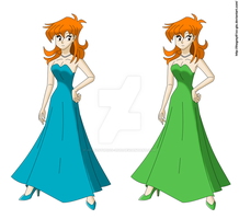 Lois Smith - Second Formal Outfit by GTPS2-GTS