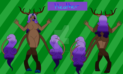 Introduction: Heather by Insane-Lioness